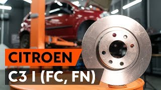 CITROËN Autoreparatur-Video