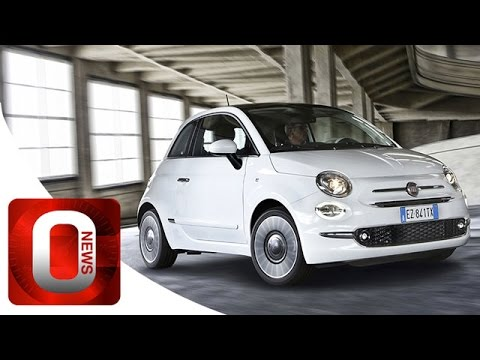 fiat 500 500 cc facelift 2015 hd option auto news youtube. Black Bedroom Furniture Sets. Home Design Ideas