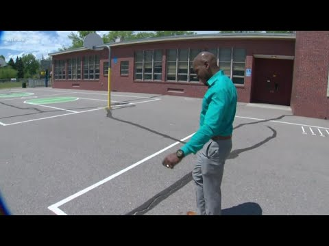 This school principal started his career as a custodian
