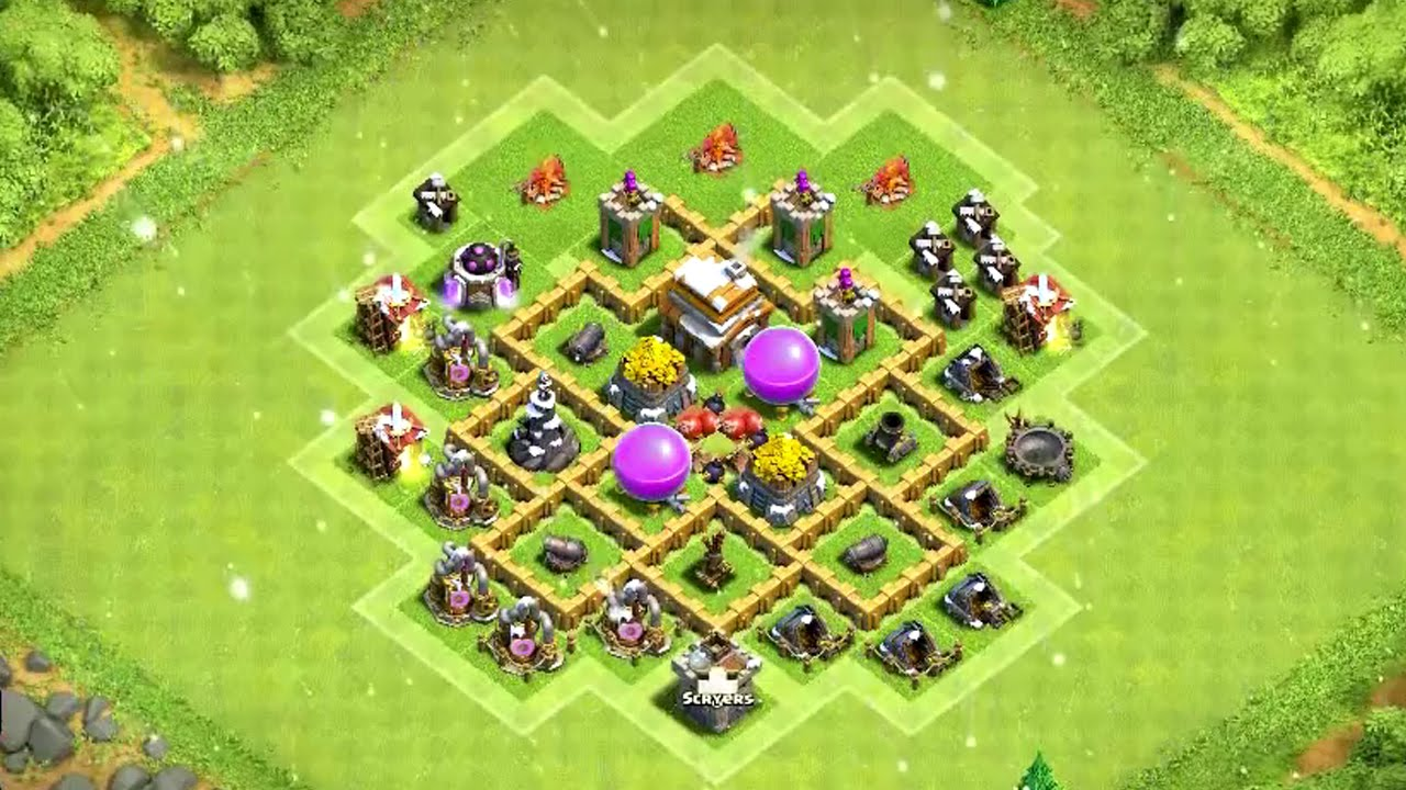 Clash Clans Creator Base