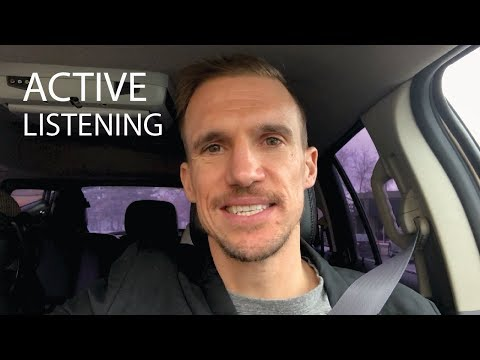 Active Listening - This Is A Gift We Can All Give