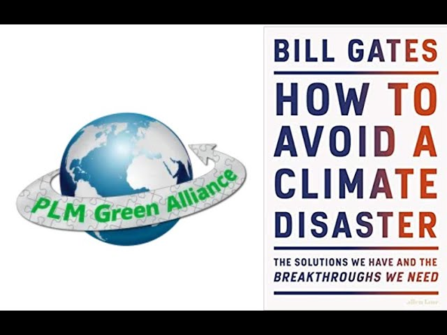 Book Club: How to Avoid a Climate Disaster
