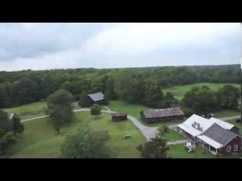 Aerial Shots of Norfolk County