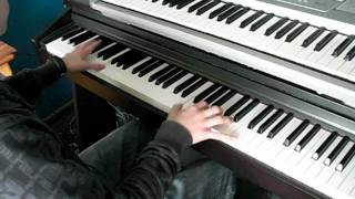Nymphetamine - Cradle of Filth [Piano Cover] HD/HQ 720p