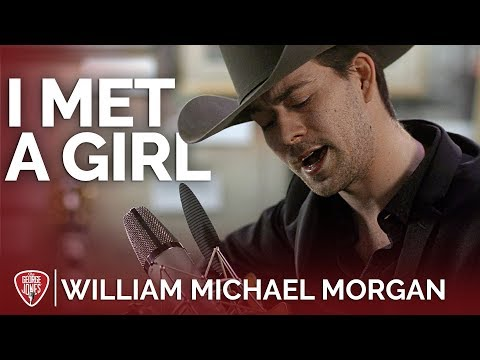William Michael Morgan - I Met A Girl (Acoustic) // The George Jones Sessions
