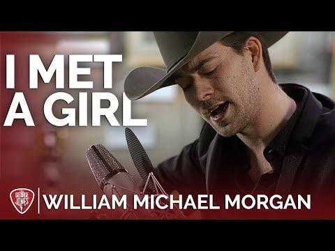 William Michael Morgan - I Met A Girl (Acoustic) // The George Jones Sessions