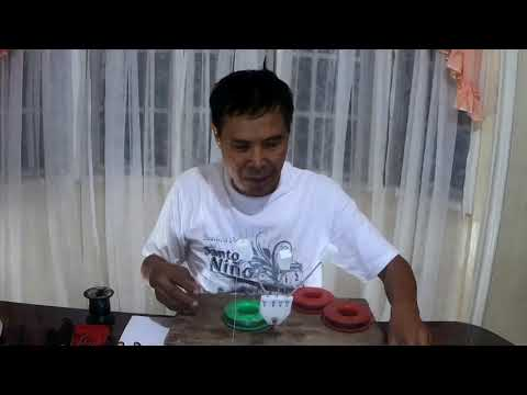 How To Make A Danggit (Rabbit Fish) And Kitong (Spinefoot) Bottom Rig