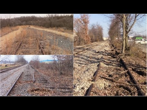 Abandoned Railroad Spurs in Indiana: Part 4