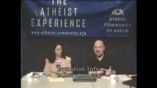 A Caller Has Proof of Creationism - Atheist Experience
