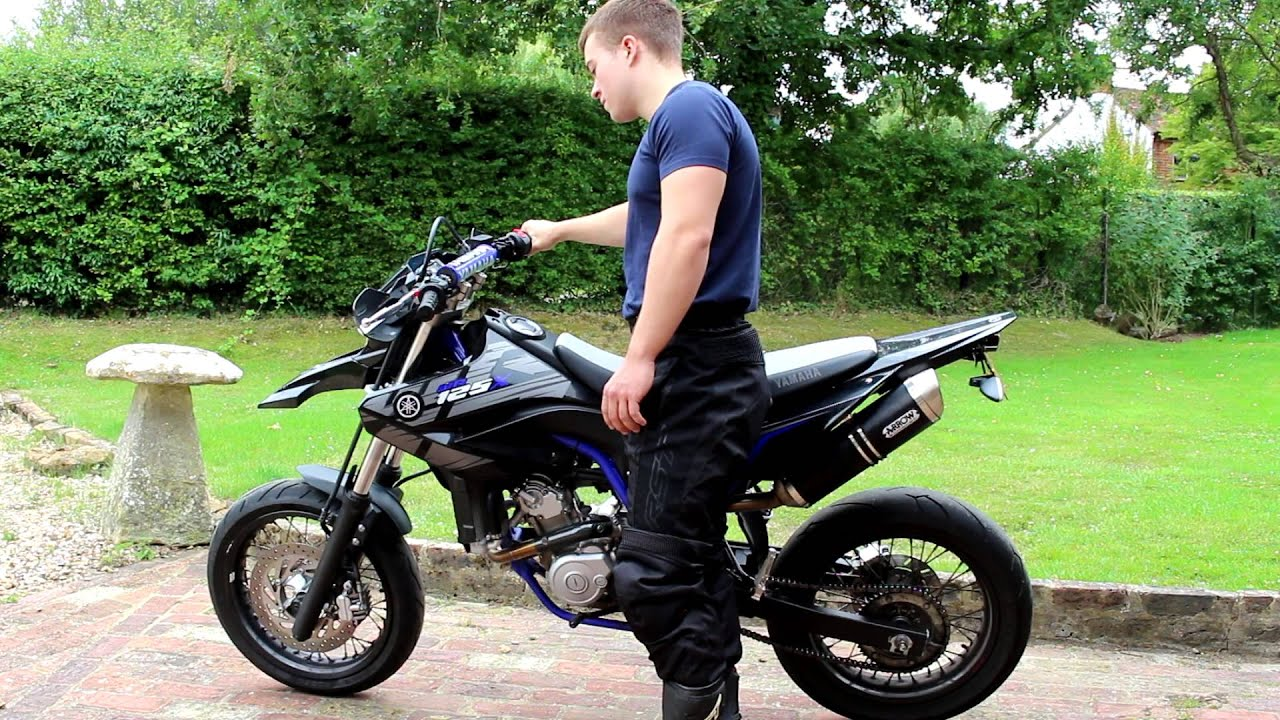 Yamaha Wrx Supermoto Review