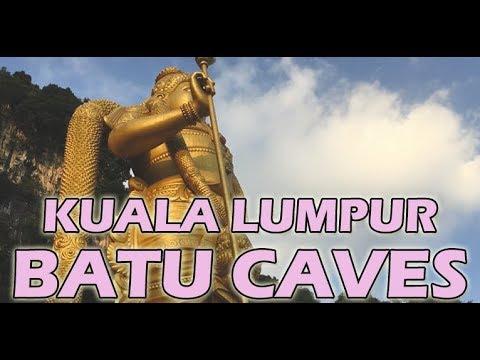 Malaysia 2018 - Travel Vlog | THE NEW BATU CAVES!!