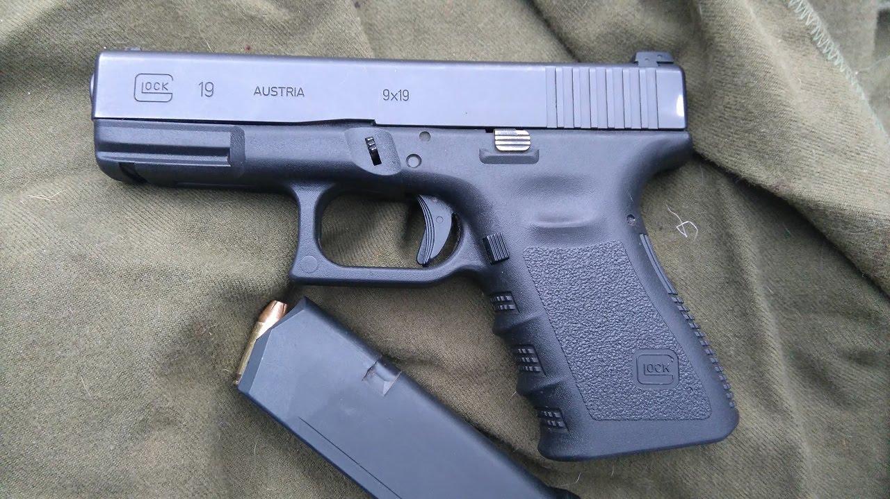 Glock Die Beste Kurzwaffe Die Glock Pistole Youtube