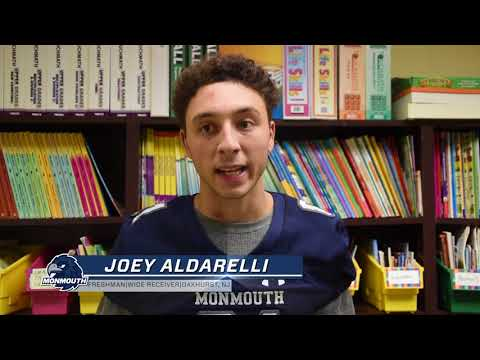 Football Visits Schroth School