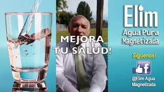 Beneficios del agua magnetizada - Testimonio Jimmy Ruiz