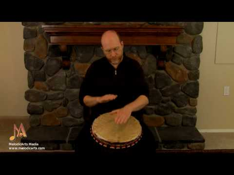 Calypso: Djembe tutorials with Bruce Harding