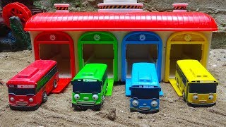 🚚 Learn the colors along the Tayo bus 🚚 S369T Toys for kids 🚚
