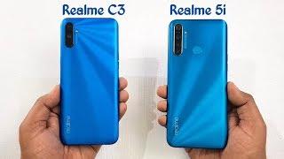 Realme C3 vs Realme 5i | Speed Test | Comparison