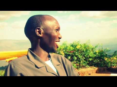 Wilson Kipsang In Iten While Training for 2012 London Marathon