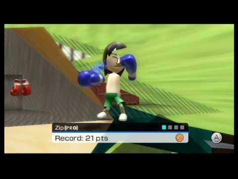 [Wii Sports] 3 Unused Boxing Arenas