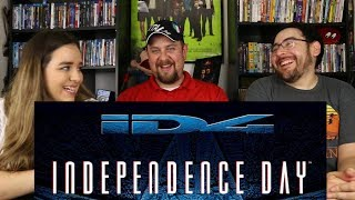 Better Late Than Never Ep 43 - Independance Day (1996) Trailer Reaction / Review