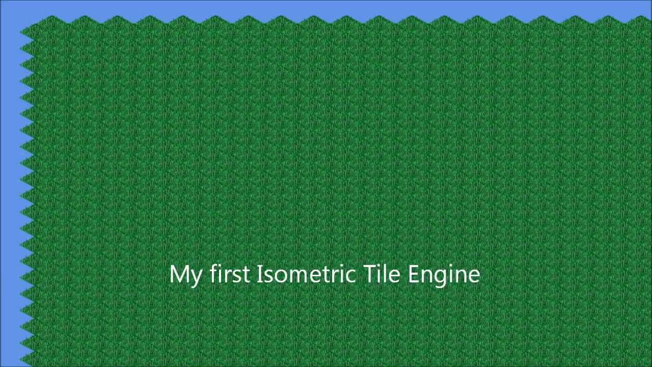 My first isometric tile engine youtube tyukafo