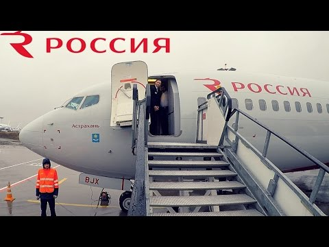 FLIGHT REPORT / ROSSIYA 737-800 / ST PETERSBURG - MOSCOW