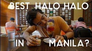 The Best Halo Halo (Halo Halo History)