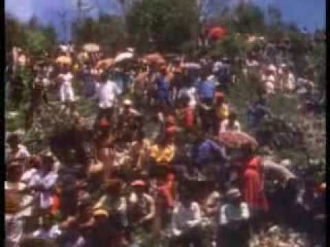 Bob Marley - Funeral Kingston Jamaica (1981) [Homenaje]