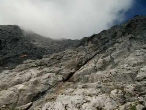 Klettersteig Untersberg : Klettersteig untersberg mpg youtube