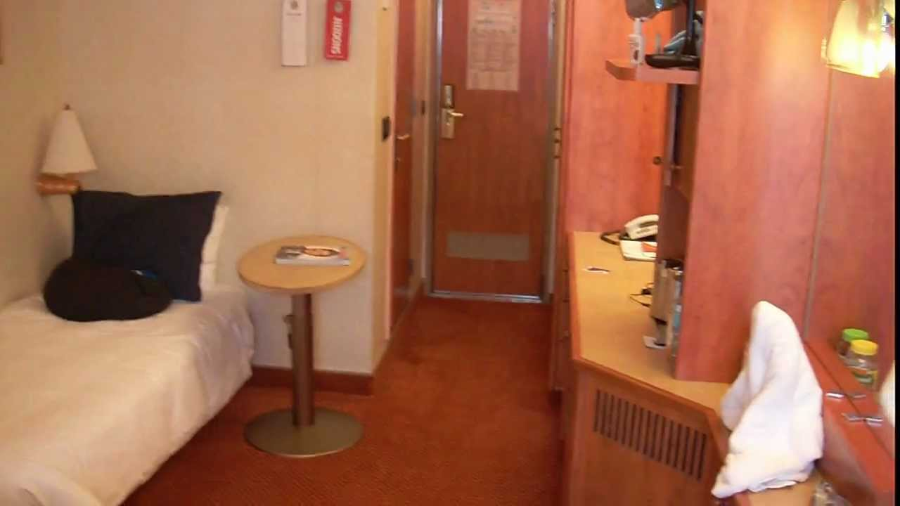 2012 Carnival Glory Balcony Room Tour - YouTube