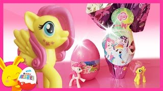 My Little Pony - Maxi oeufs surprises - Mon petit poney - Touni Toys