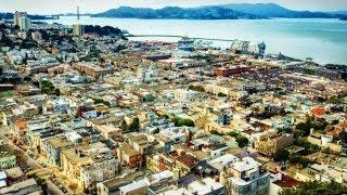 #313. Сан-Франциско (США) (просто невероятно)(Самые красивые и большие города мира. Лучшие достопримечательности крупнейших мегаполисов. Великолепные..., 2014-07-01T21:53:56.000Z)