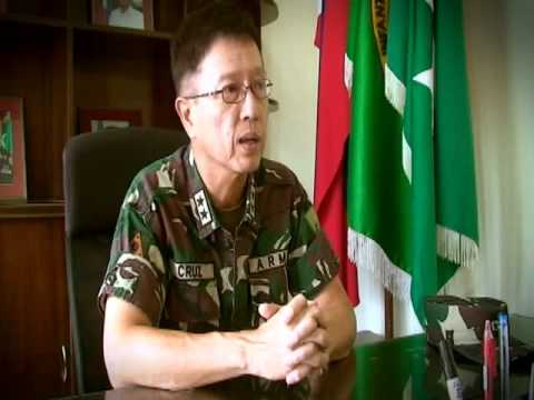 Mindanao Examiner Profile - Philippine Army Major General Ricardo Rainier Cruz III
