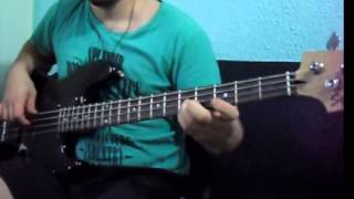 Tombstone Shadow [Bass cover] Creedence Clearwater Revival