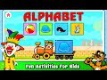 Alphabets Game - ABC Songs for Children, Letters, Numbers for Kids