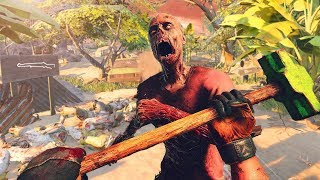 I completed beach of the dead zombies *new island challenge map* (Bo3 Custom Zombies)