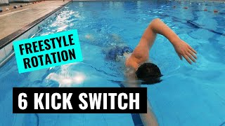 FREESTYLE 6 KICK SWITCH | Perfecting Your Freestyle Rotation Timing