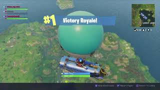 WORLD RECORD FASTEST / QUICKEST EVER BATTLE ROYALE WIN FORTNITE SQUADS