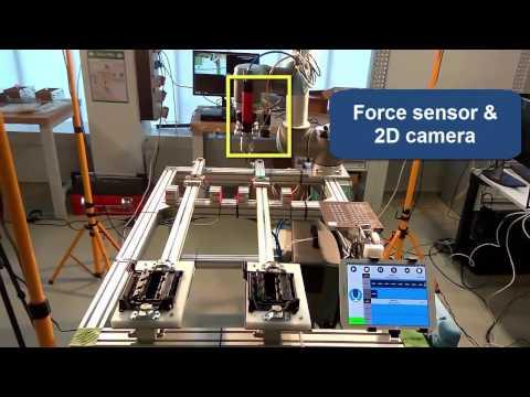 EUSMART–Multipurpose Reconfigurable Robotic Cell