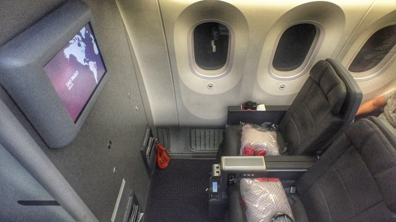 American Airlines Premium Economy Youtube