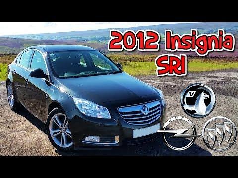 2012 Vauxhall Insignia SRI 2.0 CDTI NAV Real World Review ( Opel , Buick Regal , Holden )