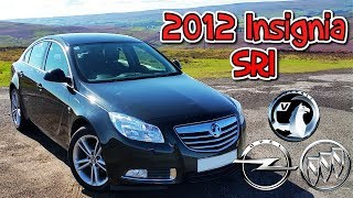 2012 Vauxhall Insignia SRI 2.0 CDTI NAV Real World Review ( Opel , Buick Regal , Holden )