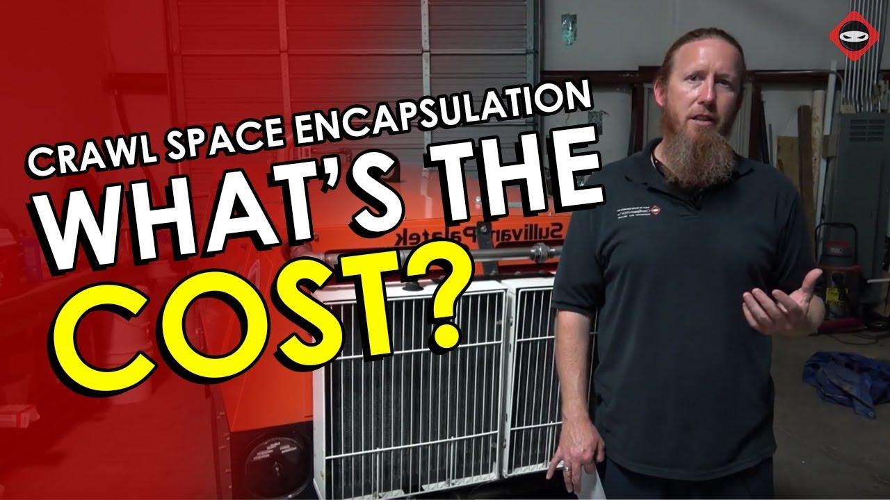 Crawl Space Encapsulation Costs Crawl Space Encapsulation Repair