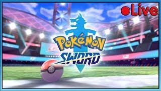 Pokemon Sword - Battle With Squid! - ???? Live