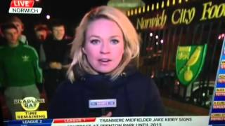 Funny Norwich City fans on transfer deadline day