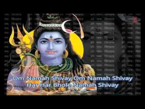 Om Namah Shivay Dhun By Anuradha Paudwal Full Audio Song Juke Box