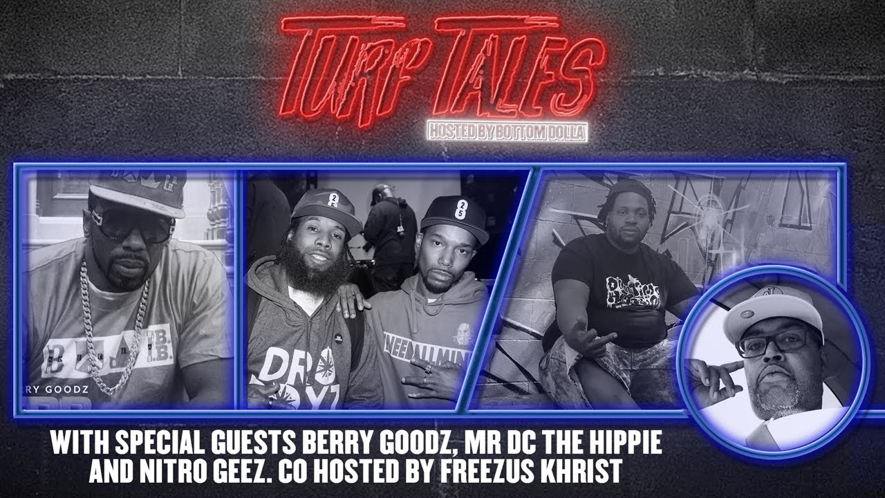 "Overtime Hustlin Presents ""Turf Tales"" Episode 30 (Hosted By Bottom Dolla)"