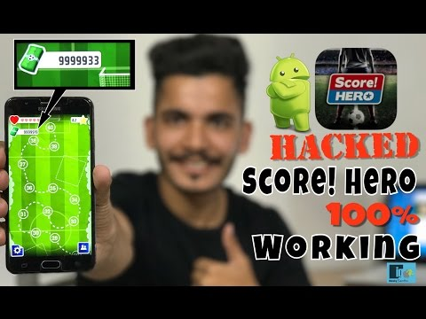 How To Hack Score Hero Game in Android Device 100 % Working | Hindi | Urdu |