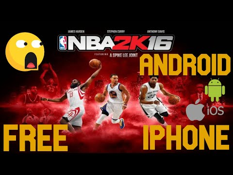 How To Get Nba 2k16 For Free On Android Youtube