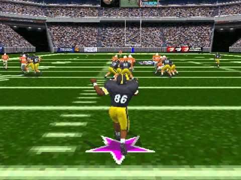 NCAA Football 98 (FarSight Studios, MBL Research) (Windows ...